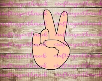 Peace Emoji- Cricut Explore - Design Space