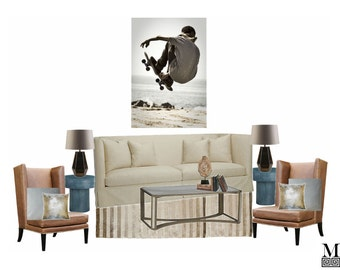 Items Similar To Interior Design Service For A Stylish