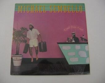 Michael Sembello - Bossa Nova Hotel - 1983 (Records)
