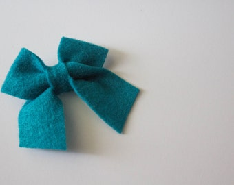 The Large Bow Headband or Clip