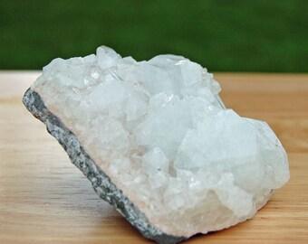 Apophylite Crystal Cluster