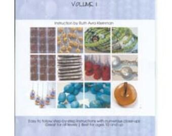 Bead Basics- Volume 1- DVD (VT2995)