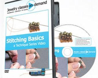 Stitching Basics- DVD (VT2528)