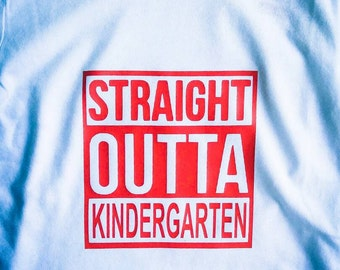 Straight Outta T shirts