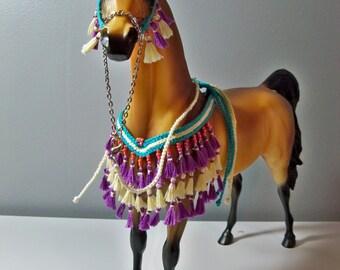 1/9 Scale Native Arabian Presentation Set for Breyer Model Horses