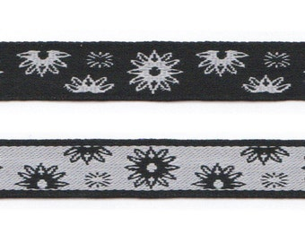 Design twinkle Black - Star / snowflake