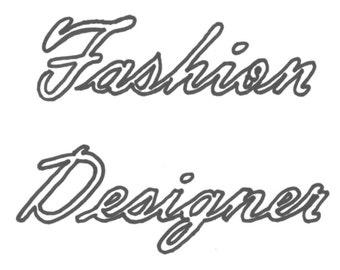 Fashion Designer with Sharniebet
