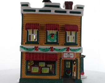 Collectible Al's TV Shop 1992 #54232