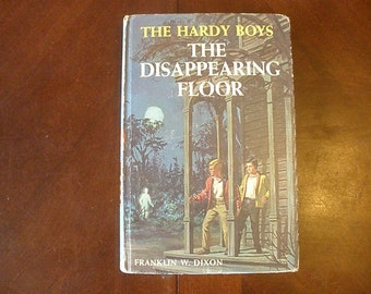 The Disappearing Floor; The Hardy Boys, 1940