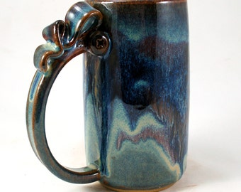 the STRAIGHTUP one of a kind LARGE MUG