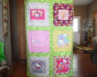 Character Lap Quilts