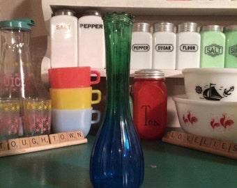 Jeannette Glass Bud Vase