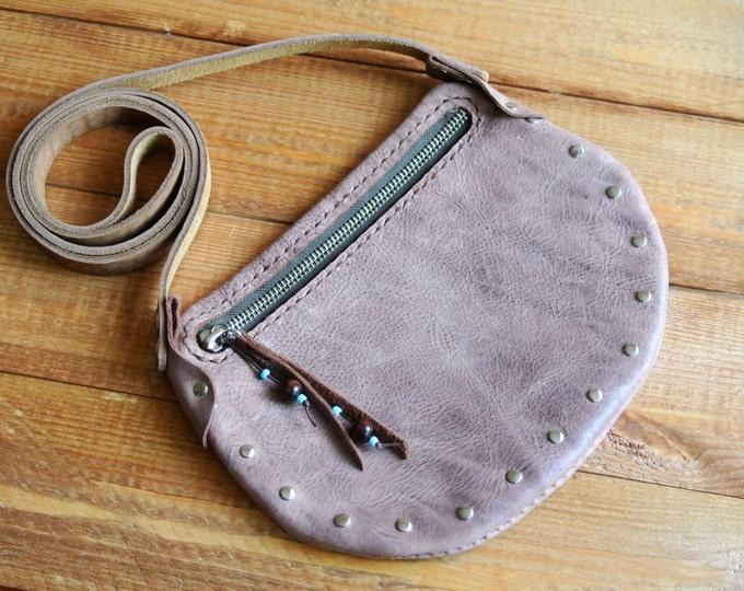 leather boho bag, Handmade Leather Bag, Bohemian bag, Hippie leather bags, Leather carving bag, Shoulder bag