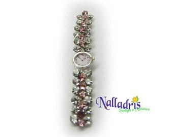 Miniature Crystal Watch