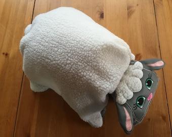 Pillow Pal Walk-Through, Digital Download Pillow Friend Tutorial, Make Your Own Pillow Pal, Digital PDF Instructions.