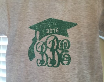 Class of 2017 monogram shirt!