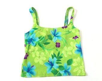 SUMMER SALE 90s Tankini Swimsuit