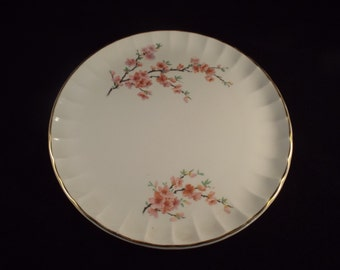 WS Bolero Plate with Cherry Blossoms 1940 Replacement Plate