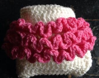 Baby Girl Ruffle Bottom Diaper Cover
