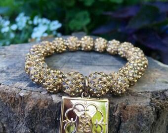 Gold Elise bracelet