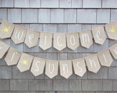 You Are My Sunshine Baby Shower Decor, Little Sunshine Banner, Little Sunshine Garland, You Are My Sunshine Banner, Burlap Bunting Banner