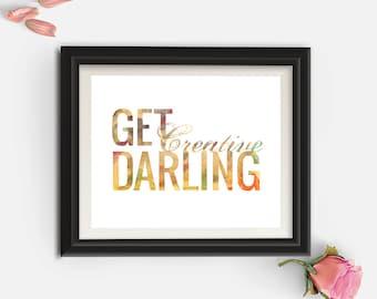 Get Creative Darling