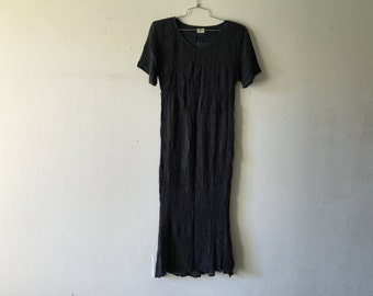 Vintage New 1980's Soji Dress/ Made in India