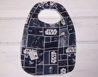 STAR WARS Toddler Bib - Free Shipping!!!!!