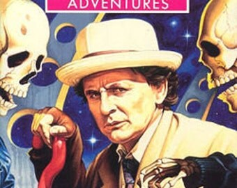 """Doctor Who: """"Dimension Riders"""" New Adventures Paperback Book"""
