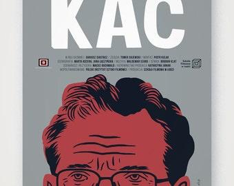 KAC (HANGOVER) (v.2). Fine quality print of original artwork. Hand signed.
