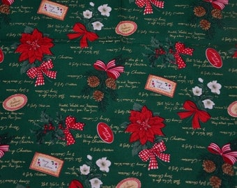 Christmas Collection Japanese Fabric Lecien , Christmas Collection Fabric