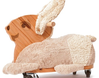 RIDE ON BUNNY / edition heartwood beech - Winner of Green Product Award in 2014