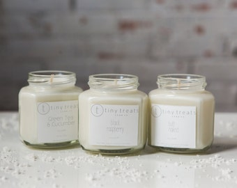 Handpoured Soy Candle