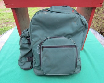 Vintage Picnic Backpack for 4 Never Used