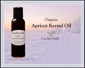 Apricot Kernel Oil, Organic, add your Scent