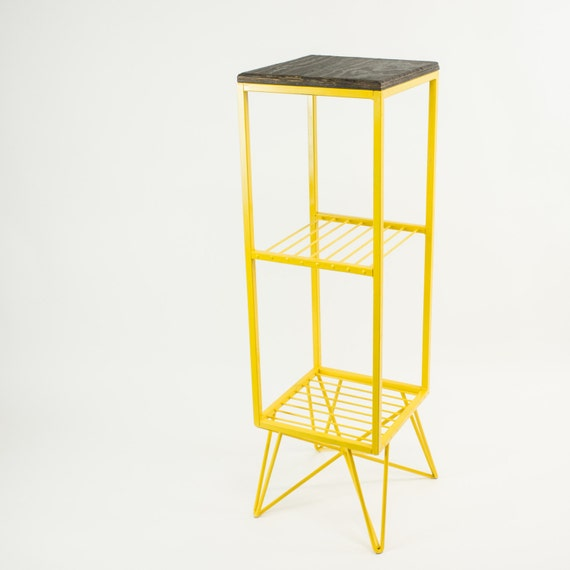 End table Hairpin Cargo Mid-century