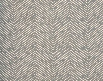 Grey Home Decor Fabric by the Yard Designer Tribal by