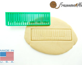 Keyboard Cookie/Fondant Cutter