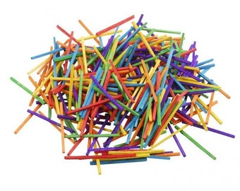 Coloured Matchsticks approx 1000