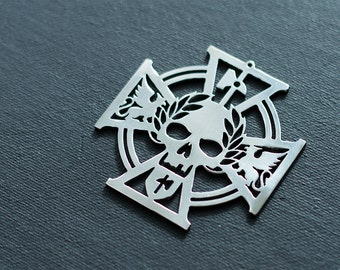 The Empire sign pendant Warhammer Fantasy