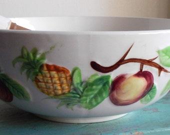 Vintage Salad Bowl Set!