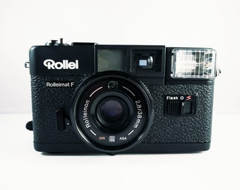Rollei Rolleimat F - Vintage Point and Shoot Camera