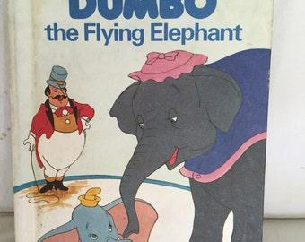 Walt Disneys Dumbo The Flying Elephant