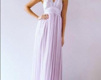 Aurora Gown- SAMPLE GOWN