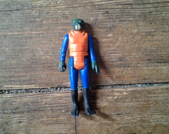 1978 Walrus Man (Ponda Baba), Star Wars Action Figure.  Loose.  Kenner