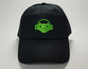 Overwatch Lucio Dad Cap