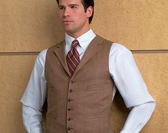 Vogue Pattern V7488 Men's Vests