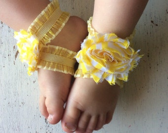 Barefoot sandals; baby barefoot sandals; yellow sandal ; toddler barefoot sandal; sandal