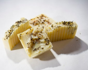 Lavender Rosemary Soap- Cold Process