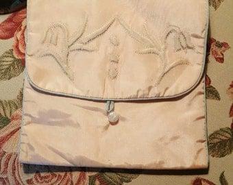 Vintage Silk Bag